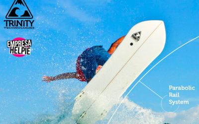 Incorporación de Trinity Surfboards como Empresa Helpie
