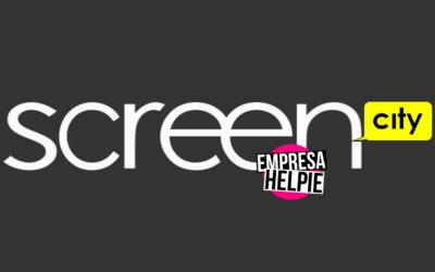Nueva Empresa Helpie: Screen City