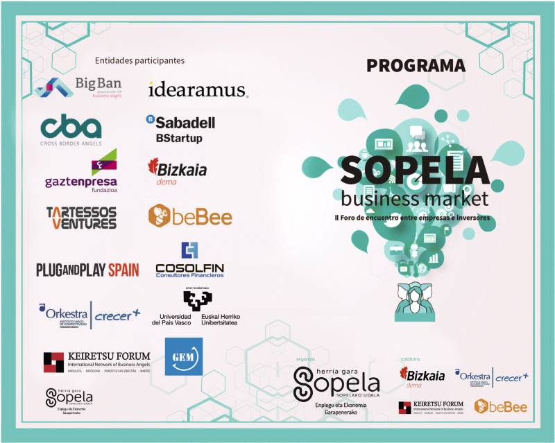Invitados al Sopela Business Market
