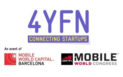 Nos vemos en el 4YFN (Mobile World Congress)
